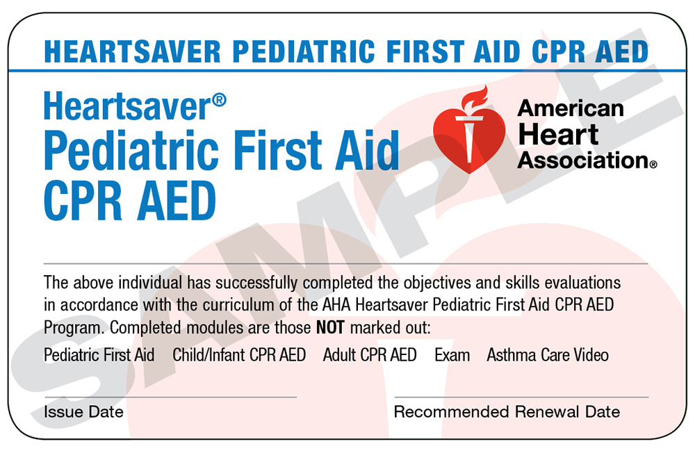 pediatric first aid cpr aed advanced care plus. Black Bedroom Furniture Sets. Home Design Ideas